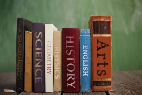 کتاب های با موضوعات متنوع