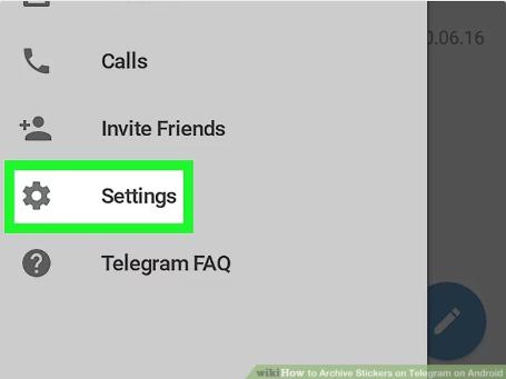 بایگانی استیکر در تلگرام