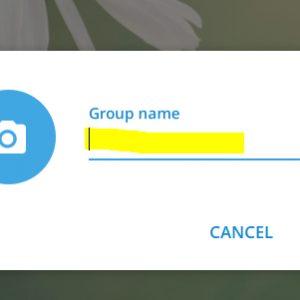 چگونگی ایجاد گروه جدید در تلگرام نسخه کامپیوتر