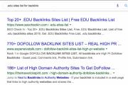 اموزش بک لینک گرفتن از سایت های .edu و .gov