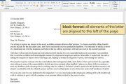روش اصولی نوشتن نامه اداری به زبان انگلیسی +نکات مهم
