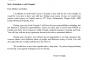 آموزش روش نوشتن کاور لتر برای ویزای توریستی + نمونه