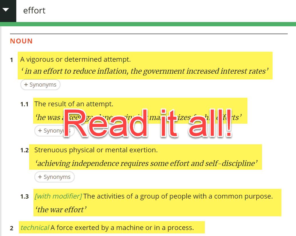 یادگیری لغات انگلیسی بدون فراموشی (۳ تکنیک موثر)