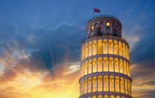 برج پیزا، از ساخت تا معماری (اطلاعات ویژه گردشگران)