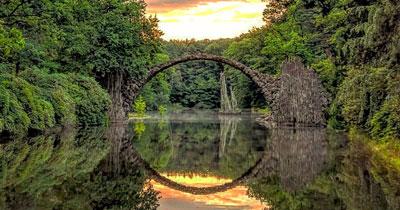 ۱۳ تا از معروف ترین پل های دنیا (در همه قاره ها)