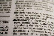 کتاب دیکشنری انگلیسی چیست؟ چطور استفاده کنیم؟